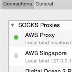 SOCKS Proxies